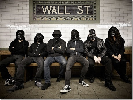 anonymous wallstreet